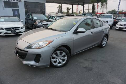 2012 Mazda MAZDA3 for sale at Industry Motors in Sacramento CA
