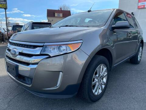 2013 Ford Edge for sale at MAGIC AUTO SALES in Little Ferry NJ