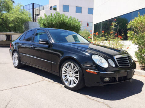 2008 Mercedes-Benz E-Class for sale at Nevada Credit Save in Las Vegas NV