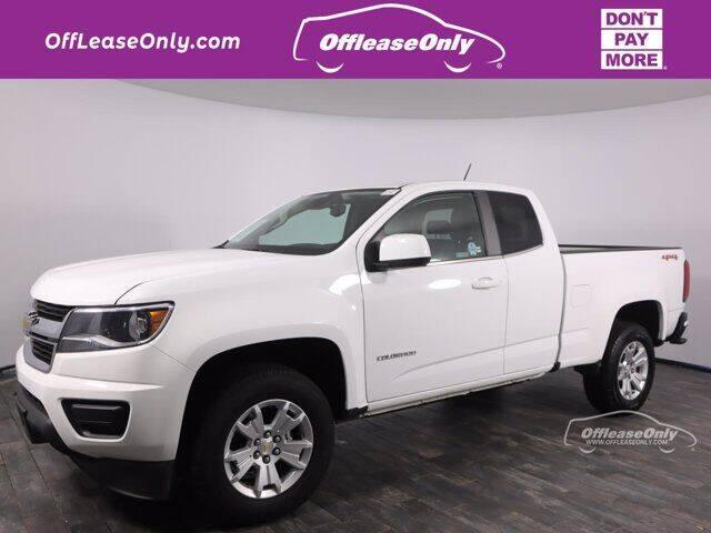 2020 Chevrolet Colorado for sale in North Lauderdale, FL