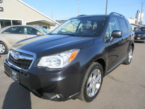 2015 Subaru Forester for sale at Dam Auto Sales in Sioux City IA