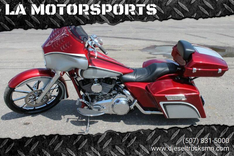 2009 Harley-Davidson Electra Glide for sale at LA MOTORSPORTS in Windom MN