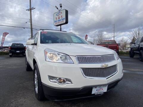 2010 Chevrolet Traverse for sale at S&S Best Auto Sales LLC in Auburn WA
