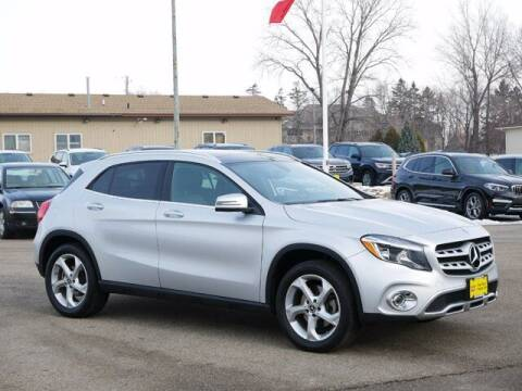 2020 Mercedes-Benz GLA for sale at Park Place Motor Cars in Rochester MN
