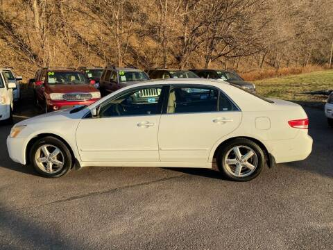 2004 Honda Accord for sale at Iowa Auto Sales, Inc in Sioux City IA