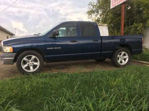 2002 Dodge Ram Chassis 1500 for sale at OLVERA AUTO SALES in Terrell TX