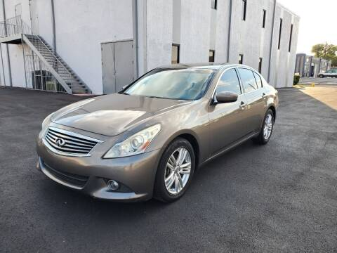 2010 Infiniti G37 Sedan for sale at Image Auto Sales in Dallas TX