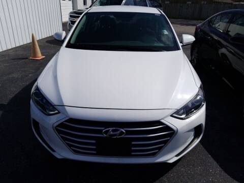 2018 Hyundai Elantra for sale at MARTINDALE CHEVROLET in New Madrid MO