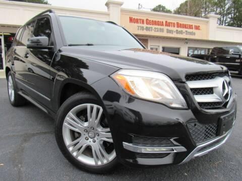 2015 Mercedes-Benz GLK for sale at North Georgia Auto Brokers in Snellville GA