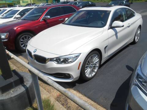 2015 BMW 4 Series for sale at AUTO MART in Montgomery AL