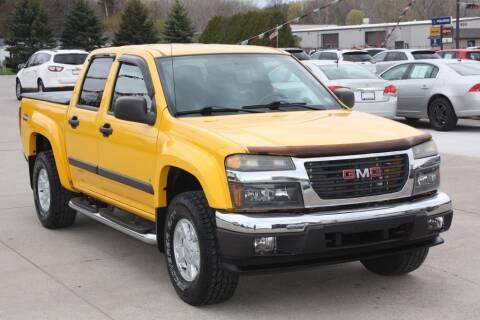 2006 GMC Canyon for sale at Sandusky Auto Sales in Sandusky MI