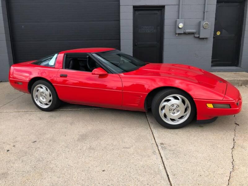 1996 Chevrolet Corvette for sale at Adrenaline Motorsports Inc. in Saginaw MI