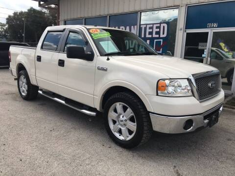 2008 Ford F-150 for sale at Lee Auto Group Tampa in Tampa FL