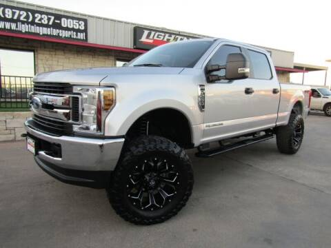 2019 Ford F-250 Super Duty for sale at Lightning Motorsports in Grand Prairie TX