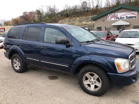 2005 Dodge Durango for sale at Gilly's Auto Sales in Rochester MN
