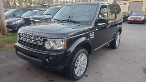 2011 Land Rover LR4 for sale at GA Auto IMPORTS  LLC in Buford GA