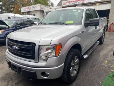 2014 Ford F-150 for sale at Deleon Mich Auto Sales in Yonkers NY