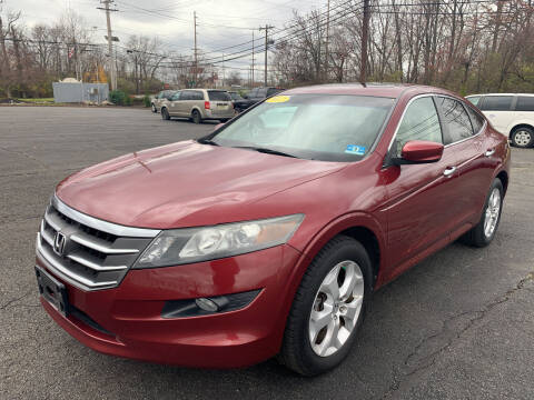 2011 Honda Accord Crosstour for sale at Charles and Son Auto Sales in Totowa NJ