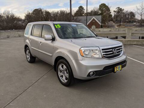 2015 Honda Pilot for sale at QC Motors in Fayetteville AR