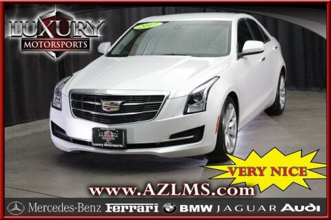 2017 Cadillac ATS for sale at Luxury Motorsports in Phoenix AZ