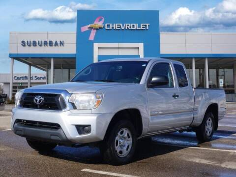 2012 Toyota Tacoma for sale at Suburban Chevrolet of Ann Arbor in Ann Arbor MI