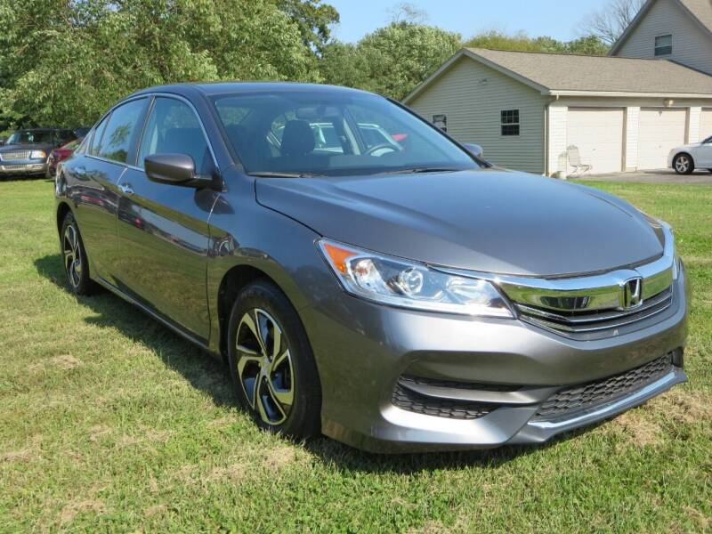 2016 Honda Accord for sale at Star Automotors in Odessa DE