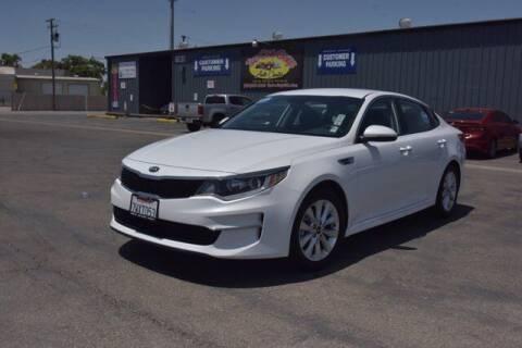 2016 Kia Optima for sale at Choice Motors in Merced CA