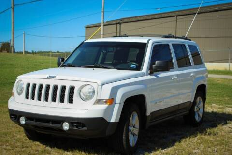 2011 Jeep Patriot for sale at Darnell Auto Sales LLC in Poplar Bluff MO