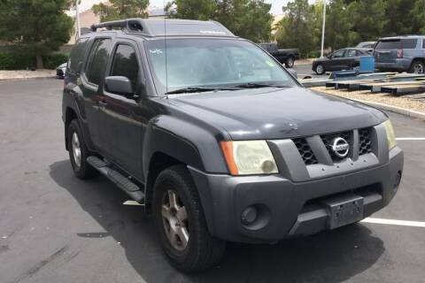 2008 Nissan Xterra for sale at Boktor Motors in Las Vegas NV
