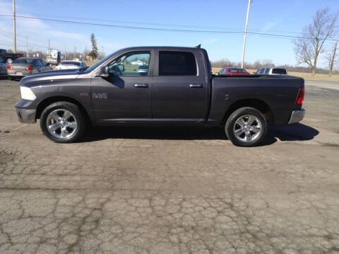 2014 RAM Ram Pickup 1500 for sale at Kevin's Motor Sales in Montpelier OH