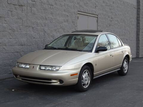 1997 Saturn S-Series for sale at Gilroy Motorsports in Gilroy CA