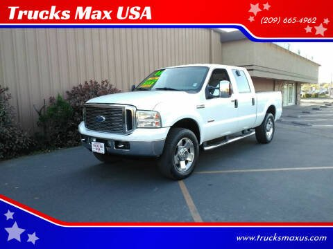 2006 Ford F-250 Super Duty for sale at Trucks Max USA in Manteca CA