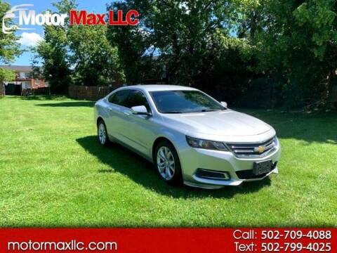 2016 Chevrolet Impala for sale at Motor Max Llc in Louisville KY