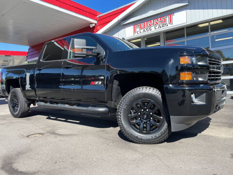 2017 Chevrolet Silverado 3500HD for sale at Furrst Class Cars LLC  - Independence Blvd. in Charlotte NC