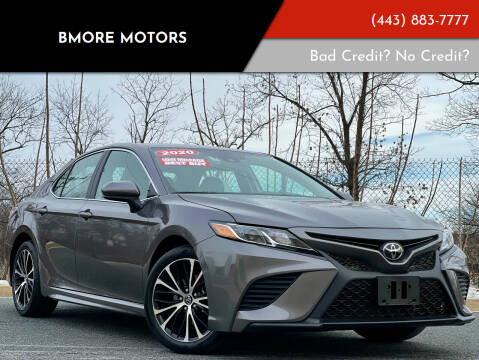 2020 Toyota Camry for sale at Bmore Motors in Baltimore MD