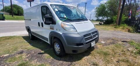 2014 RAM ProMaster Cargo for sale at C.J. AUTO SALES llc. in San Antonio TX