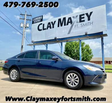 2015 Toyota Camry for sale at Clay Maxey NWA in Springdale AR