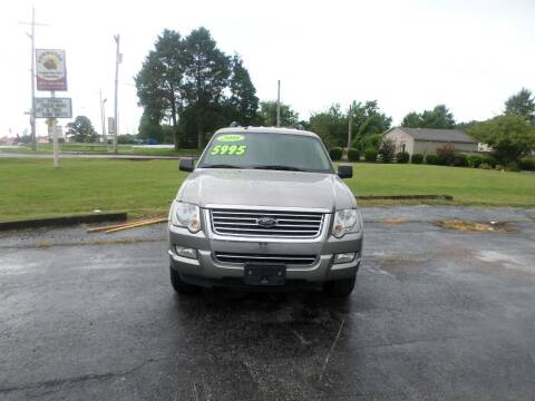 2008 Ford Explorer for sale at Credit Cars of NWA in Bentonville AR