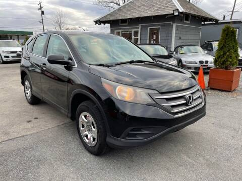 2014 Honda CR-V for sale at Mass Auto Exchange in Framingham MA