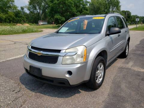 2007 Chevrolet Equinox for sale at Hwy 13 Motors in Wisconsin Dells WI