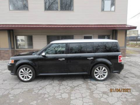 2011 Ford Flex for sale at Settle Auto Sales TAYLOR ST. in Fort Wayne IN
