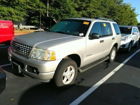 2005 Ford Explorer for sale at DREWS AUTO SALES INTERNATIONAL BROKERAGE in Atlanta GA