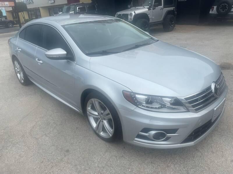 2016 Volkswagen CC for sale at Austin Direct Auto Sales in Austin TX