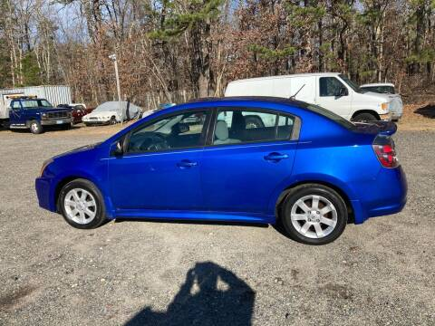 2010 Nissan Sentra for sale at MIKE B CARS LTD in Hammonton NJ