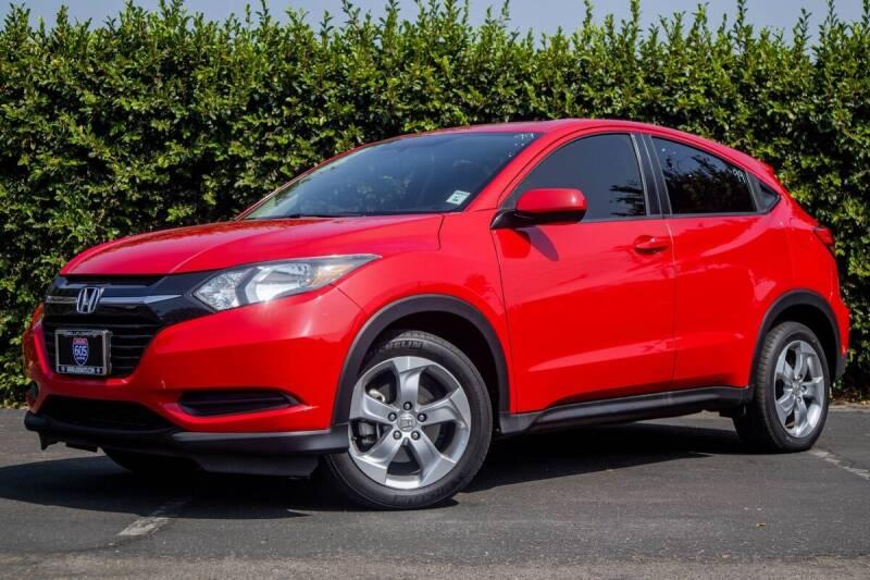 2018 Honda HR-V for sale at 605 Auto  Inc. in Bellflower CA