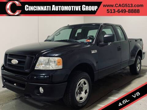 2006 Ford F-150 for sale at Cincinnati Automotive Group in Lebanon OH