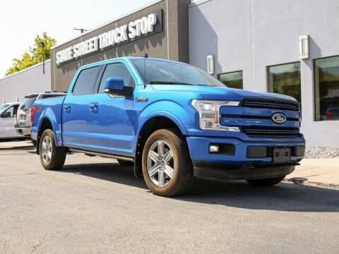 2019 Ford F-150 for sale at State Street Truck Stop in Sandy UT