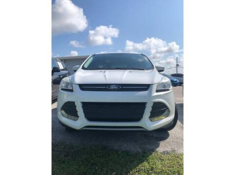 2016 Ford Escape for sale at My Value Car Sales - Upcoming Cars in Venice FL