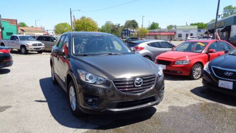 2016 Mazda CX-5 for sale at RVA MOTORS in Richmond VA