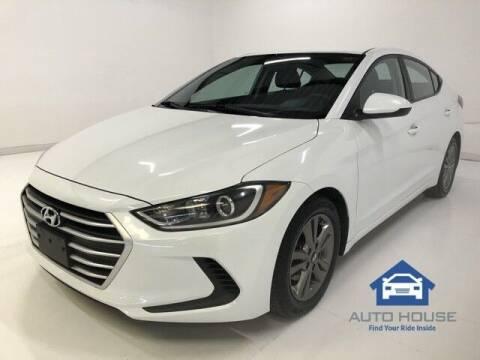2018 Hyundai Elantra for sale at Autos by Jeff in Peoria AZ